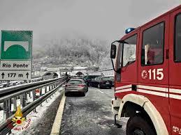TORINO / BARDONECCHIA – Maxi tamponamento sulla A32: deceduto un uomo di  Caselette e una donna di Torino