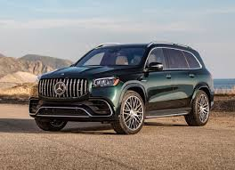 The maybach gls is the luxury marque's first entry into the crossover segment. The 2021 Mercedes Maybach Gls 600 Is The Most Expensive American Made Factory Suv
