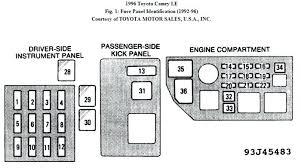 2012 toyota camry hybrid fuse box diagram motor wiring harness 1999 Camry Fuse Box Location at 16 Camry Fuse Box Location