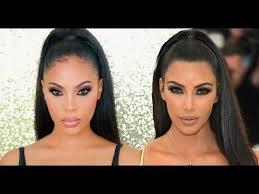 1 kim kardashian met gala 2018 makeup tutorial you