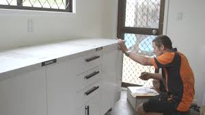 Mitre 10 Mega Kitchen Cabinets Watch Behind The Scenes Of Ashwinis Laundry Makeover Homes To Love