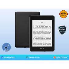 Máy đọc sách Kindle PaperWhite gen 4 (10th) 2019 - màn 6'' 300PPI, chống  nước - New/Used - 8GB/32GB chính hãng 2,850,000đ