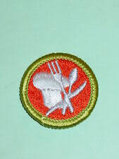 Cooking Merit Badge Cooking Merit Badge Ebay