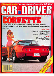 Typical pricing from new york city to most areas in florida approx. Car And Driver Magazine December 1978
