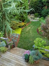 Small Picture 11 Simple Solutions for Small Space Landscapes