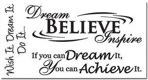 If You Can Dream It You Can Achieve It Quote Best of If You Can Dream ItYou Can Achieve It Joy Quote Quotespictures