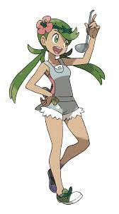 Pokemon Trainer Sun and Moon Mallow (Page 1) - Line.17QQ.com
