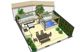 Small Picture Garden Build in Holloway London N7 Earth Designs Garden Design