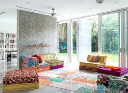 family room wall decor ideas colorful den decorating ideas this contemporary family room large family room