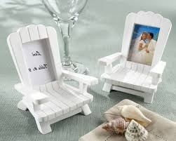Simple Beach Themed Wedding Favors White Classic Decoration Ideas Motive  Personalized Sample
