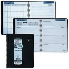 planners weekly monthly details about 2020 at a glance dayminder g546 00 weekly monthly planner 6 7 8 x 8 3 4