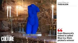 Blenheim Palace Yves Klein : Blenheim Palace chutzpah Yves Klein  counterweight gilded pomp stately | Sunday Times Culture | Scoopnest