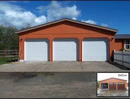 9x8 garage doorWooden Garage Doors Craftsman Style Garage9x8 Door Screen 98