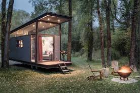 contemporary tiny houses. Roadhaus Is A Modern Tiny House \u0026 RV Hybrid Contemporary Houses