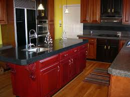 Refinishing Cabinets Diy Using Chalk Paint To Refinish Kitchen Cabinets Wilker Dos Painting