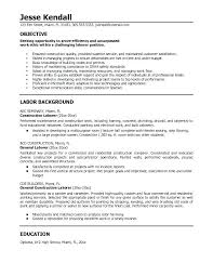 Sample Resume With Objectives Custom Basic Objective For A Resume Free Sample Resume Objectives You Must