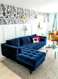 royal blue velvet sofa sa royal blue velvet sofa uk royal blue velvet sectional sofa