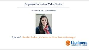 Blog Insurance Immersion Employee Interview Video Series