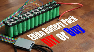 ebike battery pack diy or electric bike conversion part 2