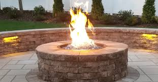 Gas Hard Piping Size For Fire Pits