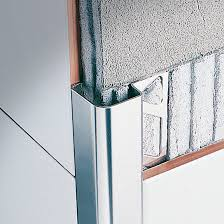 stainless steel edge trim for tiles outside corner roundcorner re