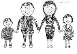 Mandala Da Colorare La Famiglia Felice Disegni Mammafelice