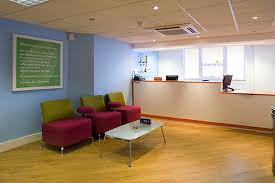 small office reception design ideas with sofa chair