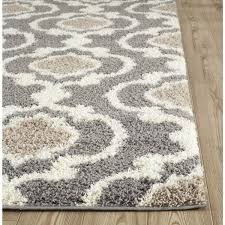 awesome interior gray area rug 8x10 regarding fantasy with silver plush eyelash rug 8x10