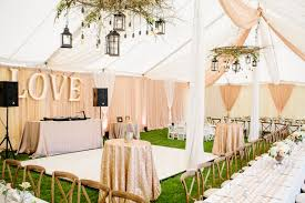 A Modern Glamorous Garden Wedding Every Last Detail Beauteous Garden Wedding Reception Ideas Design