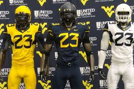 2013 West Virginia University Football Depth Chart Updated