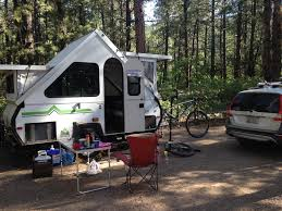 Small Car Camper Small Camper Popup Trailers Towed By Small Car Mtbrcom