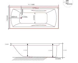 standard bathtub size bath width full of bathroom dimensions tub master sizes gallons