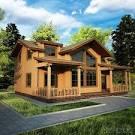 Готовые дома из бруса фото и проекты