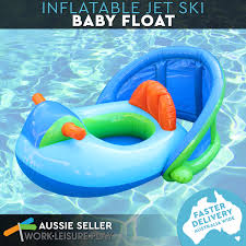 pool water with float. Airtime-2-Colours-Baby-Jet-Ski-Float-Swim- Pool Water With Float