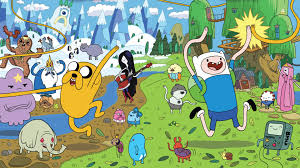 what s in the theme this theme pack consists of several hd adventure time wallpapers