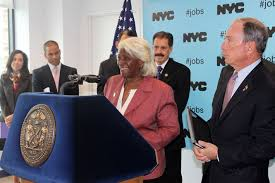 Deputy Borough President Aurelia Greene Joins Mayor Bloomberg and Small  Business Services Commissioner Walsh to Open New Business Solutions and  Workforce1 Center In The Bronx – The Office of The Bronx Borough