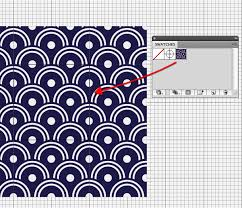 How To Make Pattern In Illustrator Awesome Quick Tip How To Make A Repeating Japanese Wave Pattern In Adobe