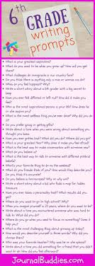 6th Grade Essay Prompts 6th Grade Writing Prompts Creative Writing For Kids 6th
