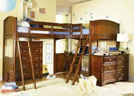 top wooden lshaped bunk beds (with spacesaving features