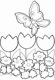 Bloemen Kleurplaten 36 Kleurplaten Bloemen En Vlinders