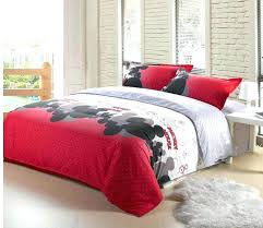 mickey mouse bed set mouse bed set full mickey mouse king size comforter home design apps