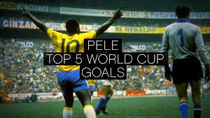 pel eacute top world cup goals