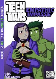 Tags Teen Titans Porncomics