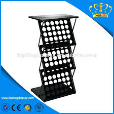 Wholesale Magazine Holders Mesmerizing Clear Magazine Holder 32 Tier Counter Top Brochure And Plastic