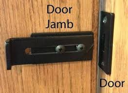 add a lock to a door add a lock to barn door doors and warm latch types intended for 0 install lock on closet door