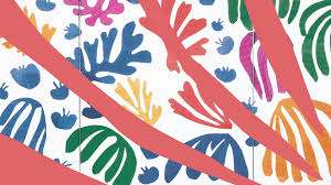 Henri Matisse: Drawing with Scissors - YouTube
