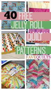 Free Quilt Patterns Using Jelly Rolls Amazing Inspiration Design