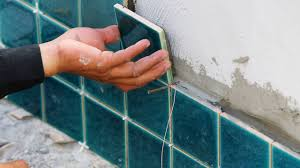 How To Install Ceramic Tiles On Exterior Walls YouTube - Exterior ceramic wall tile