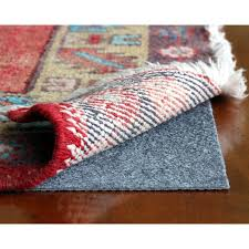 awesome felt rug pads of rugpadusa pro ultra low profile and rubber pad