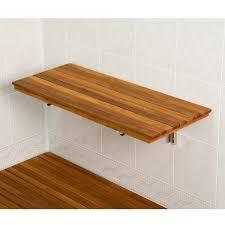30 l x 12 1 2 d wall mount fold shower
